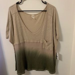 NWT Free People top 💚